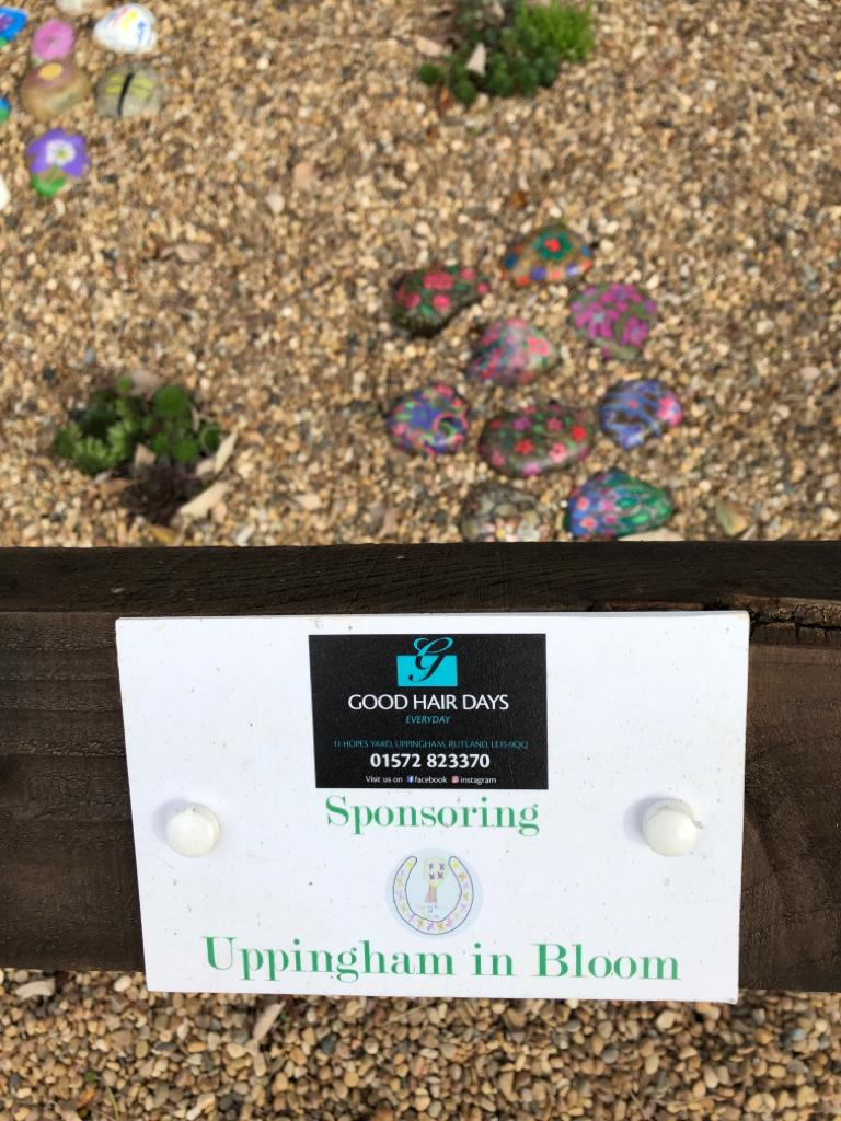 Sponsoring Uppingham </br>In Bloom